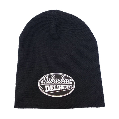 Tight Knit Beanie Hat