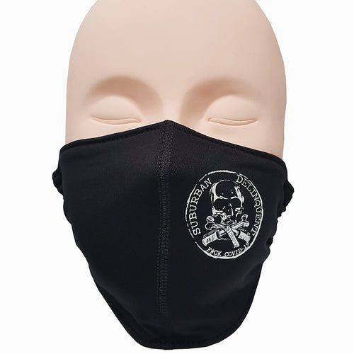 F#CK COVID-19 - Face Mask
