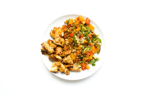 Cilantro Lime Chili Chicken