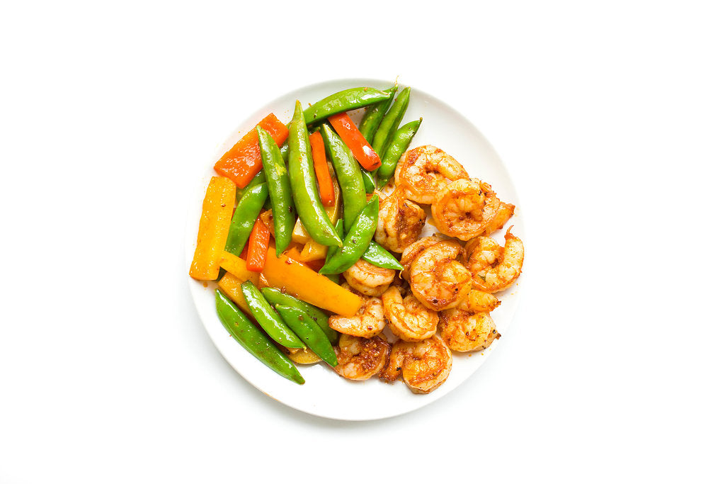 Spicy Chipotle Lime Shrimp