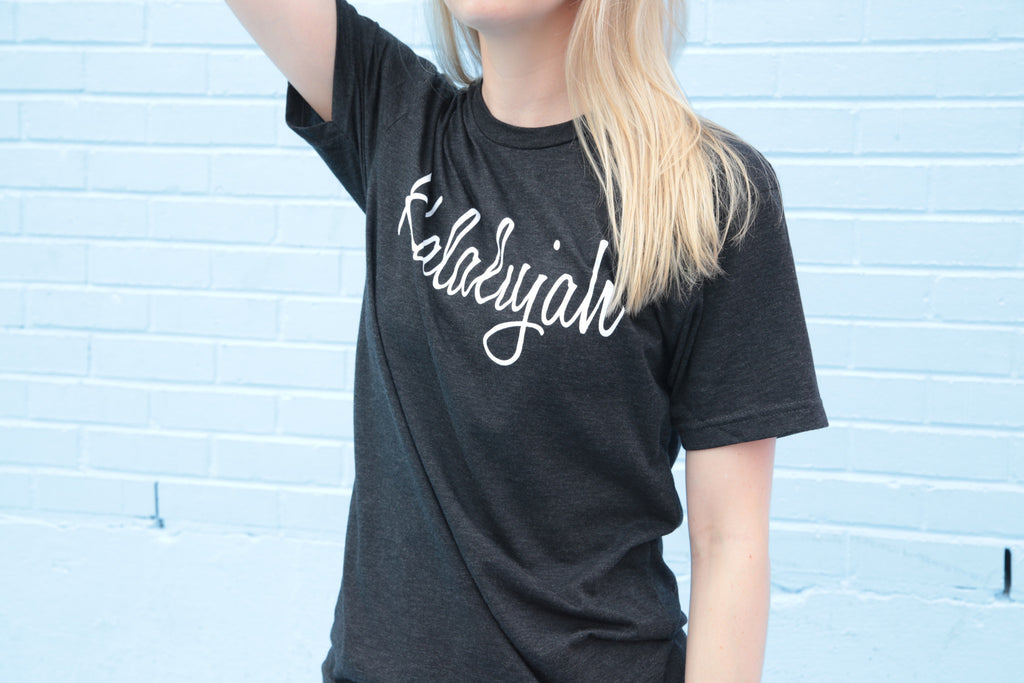 Kalalujah Black T-Shirt