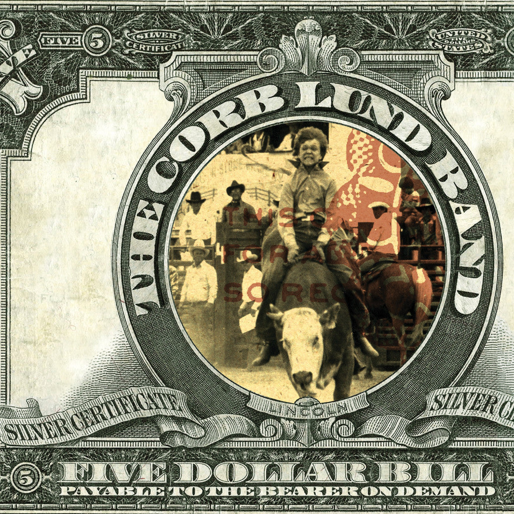 Five Dollar Bill CD