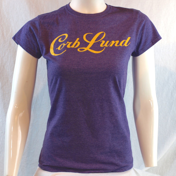 Every GIRL'S Favo(u)rite Corb Lund T (Crew Neck) (size S only)
