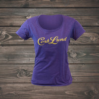 Every GIRL'S Favo(u)rite Corb Lund T (Scoop Neck) (size S only)