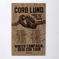 Tour Poster Value Pack (3 Posters!)