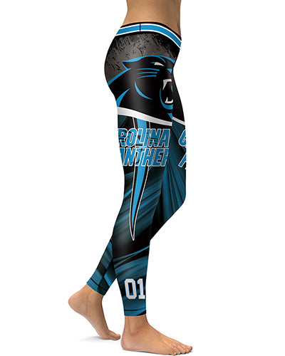 260dfdf5f2044f Carolina Panthers Women's Leggings – Her Life Is...Boutique
