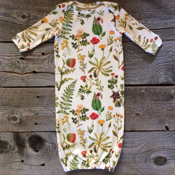 Adelaide Organic Cotton Gown