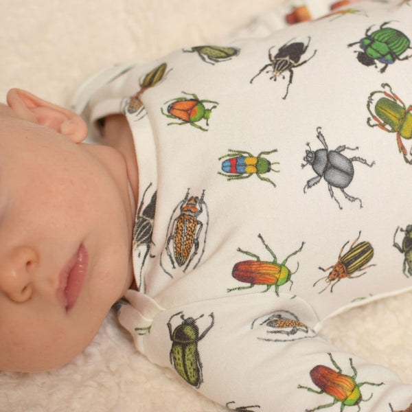 Beetle Organic Gown