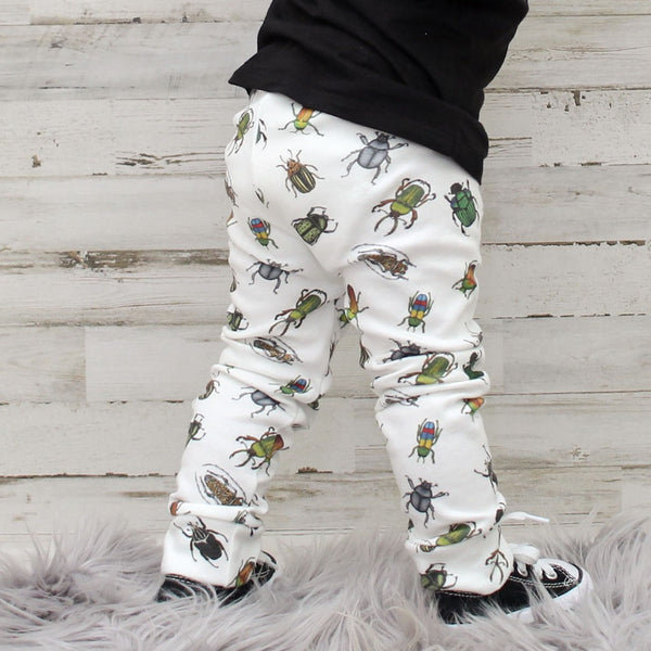 Beetle Organic Baby Leggings