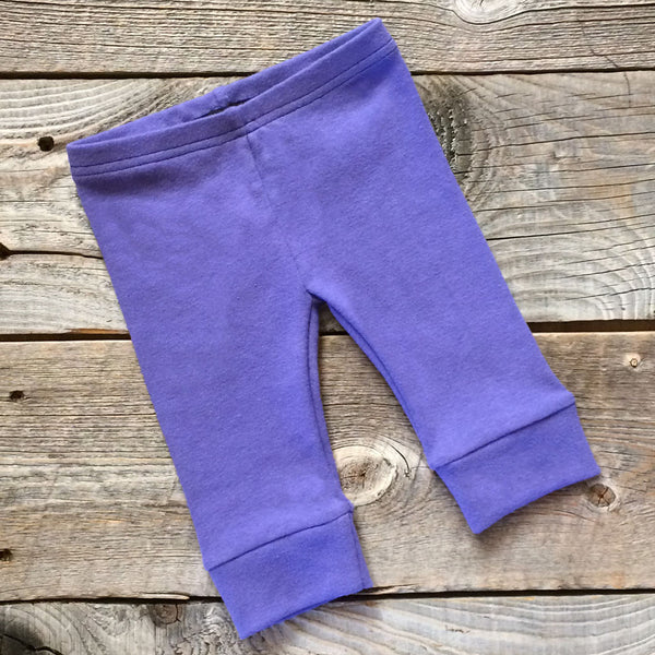 Bluebell Organic Baby Leggings