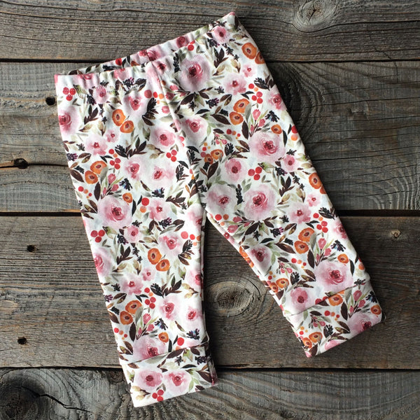 Briley Organic Baby Leggings