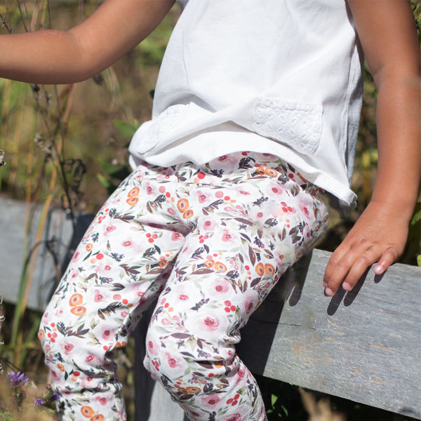 LIMITED EDITION - Briley Organic Baby Leggings