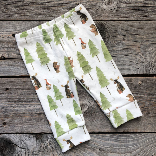 Camp Song Organic Leggings