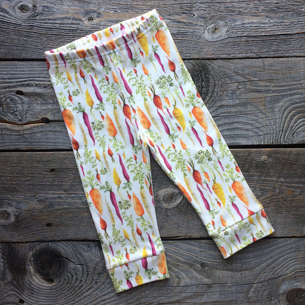 Carrots Organic Leggings
