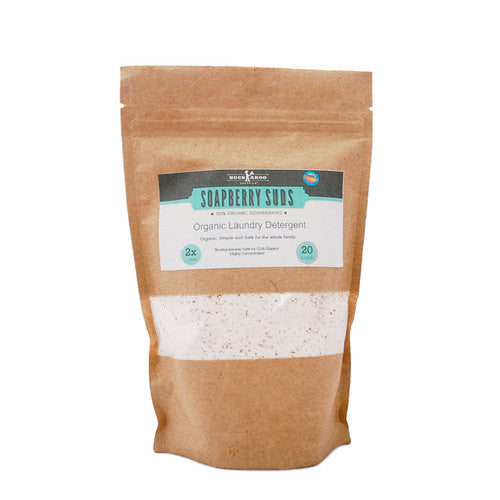 Soapberry Suds Organic Laundry Detergent