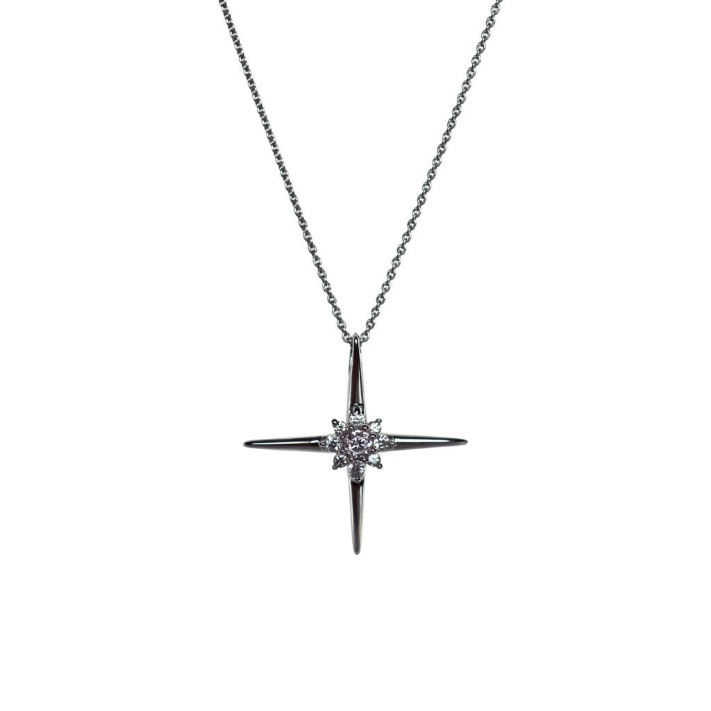 miss products necklace star a shop rhinestone