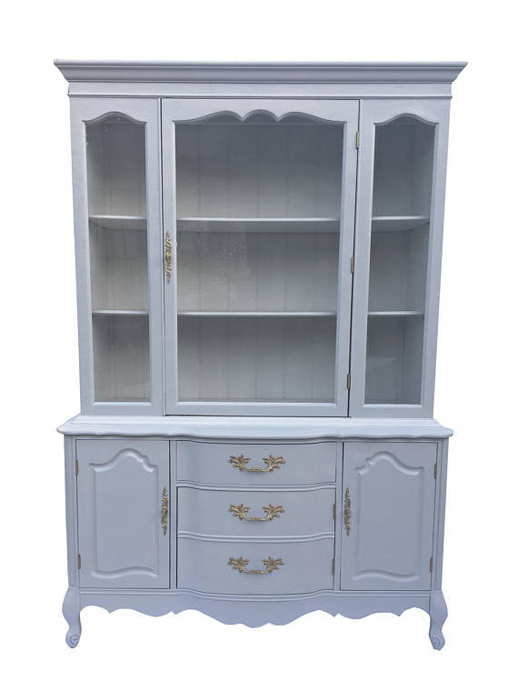Genial Vintage China Cabinet ...