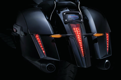 motorcycle motorbike custom lights
