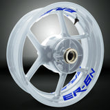 Dual Pack Inner Rim Tape Sticker Decal for Kawasaki ER6N