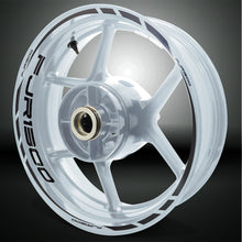 Load image into Gallery viewer, motorcycle rim wheel decal accessory sticker for yamaha fjr 1300