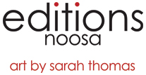 editions noosa art by sarah thomas store