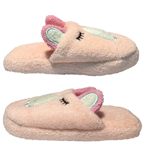 Non-Slip Slippers: Woodland Collection -Busy Beaver