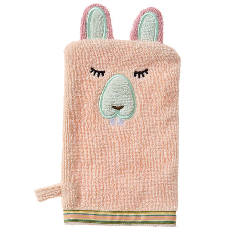 Wash Mitt: Woodland Collection -Busy Beaver