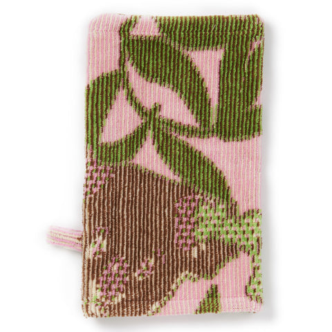 Wash Mitt: Outback Collection Koalas-Pale Rose