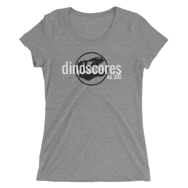 DinoScores Ladies' Short Sleeve Tee - HoldenMack