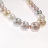 "16mm Shell Pearls (White, Beige, Peach, Pink) (16"" Strand)"