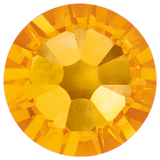 Sunflower-Swarovski 2058 XILION Flatback Rhinestones (Choose Size)