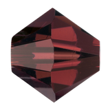Swarovski #5328 3mm Bicone Bead-Burgundy (144 Pieces)