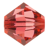 Swarovski #5328 3mm Bicone Bead-Padparadscha (144 Pieces)