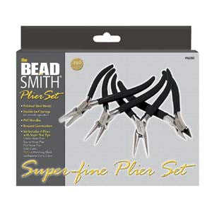 Super Fine Plier Set (Each)