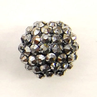 18MM Acrylic Rhinestone Ball (Blue)