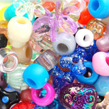 Ultimate Bead Mix, Assorted Acrylic Beads, All Shapes and Sizes (Pack)