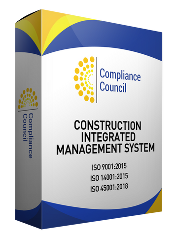 Construction Integrated (HSEQ) Management System
