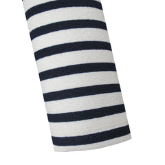 Girls T-shirt Striped School Size 4-12 Years