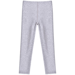 Girls Leggings Thick Pants Fleece Lined Winter Warm Size 3-8 Years