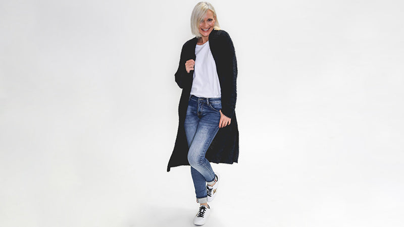 what-is-a-longline-cardigan