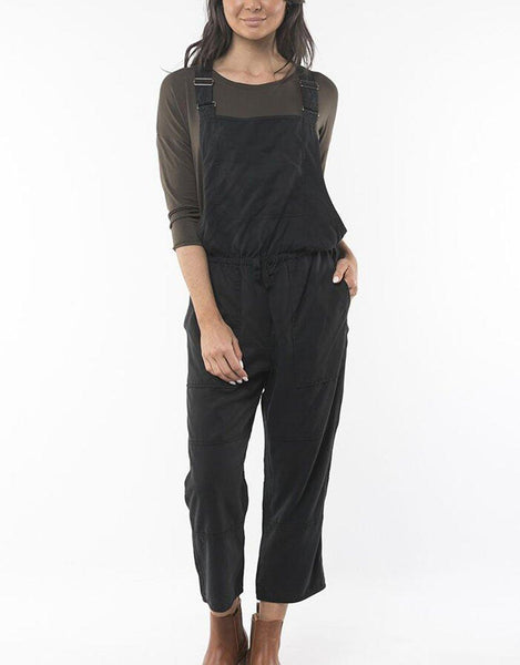 Foxwood Rylee Overall - Black