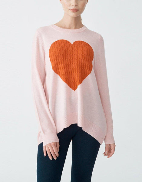 Total Eclipse of the Heart Sweater - Tuberose