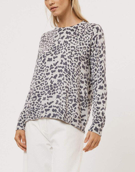 Alessandra Safari Sweater - Lather