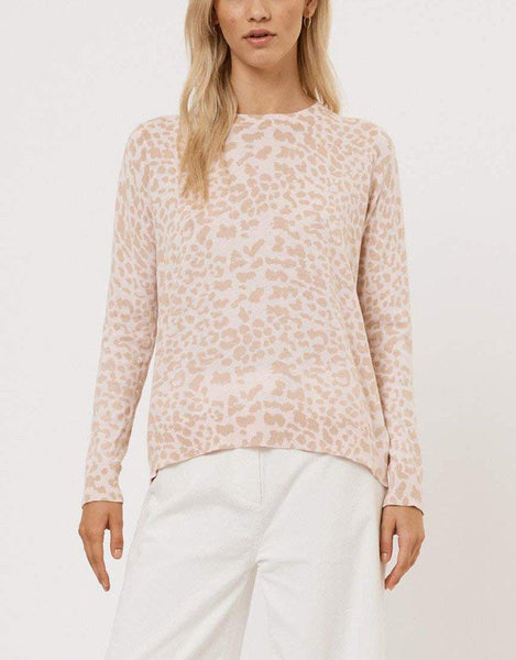 Alessandra Safari Sweater - Slumber