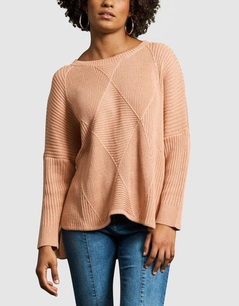 eb&ive Indira Knit - Blush