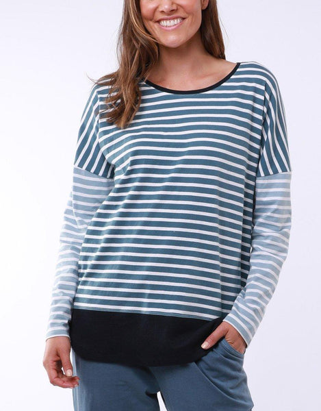 Liberty Top - Navy