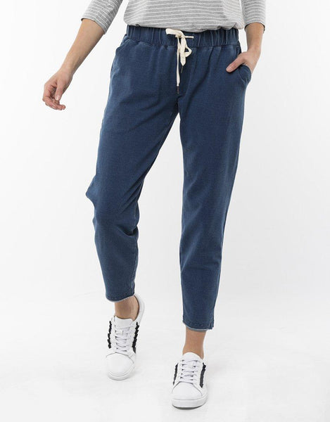 Elm Rickety Pants - Denim