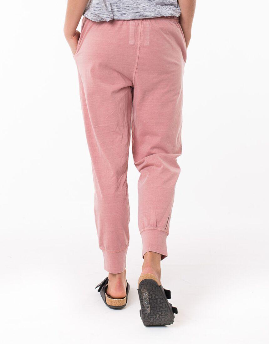 Elm Wash Out Lounge Pants - Pink