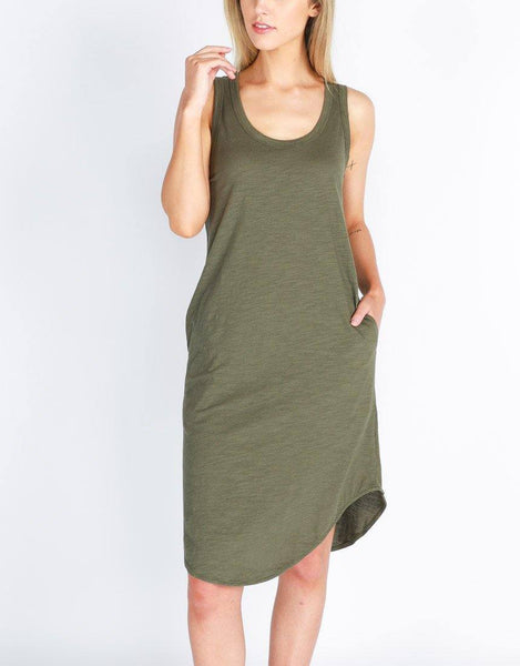 3rd Story Bailey Dress - Khaki