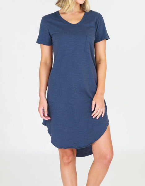 3rd Story Milly Dress - Indigo